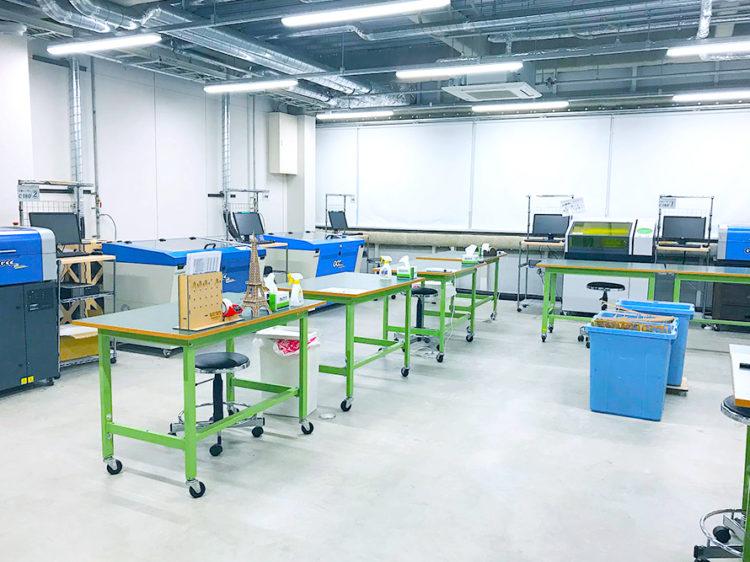 関西・神戸を代表する、ものづくりデジタルシェア工房「Maker's(メイカーズ)」のご紹介
