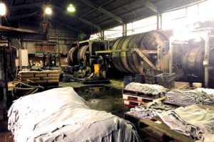 レーザー加工機導入事例:馬革の国内シェア90%を誇る兵庫県姫路市の「皮を革に仕上げる」タンナー・大昌様が、「姫路レザー」のブランド化を目指しています。
