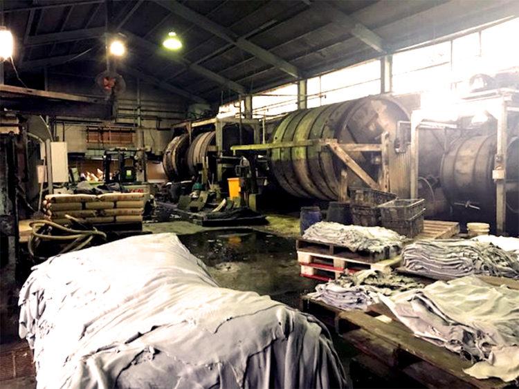 馬革の国内シェア90%を誇る兵庫県姫路市の「姫路レザー」のブランド化を図る。レーザー加工機導入事例:有限会社大昌様
