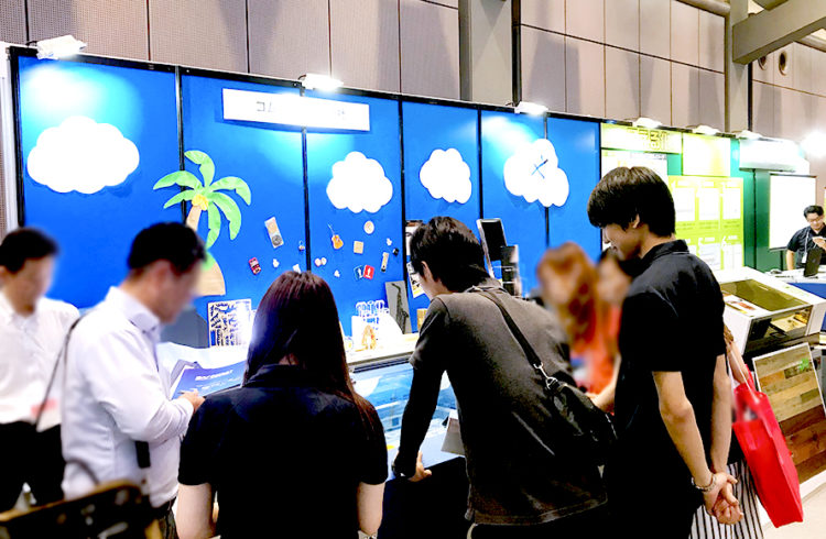 「SIGN EXPO 2018(第33回広告資機材見本市)」へご来場いただき、 誠にありがとうございました。
