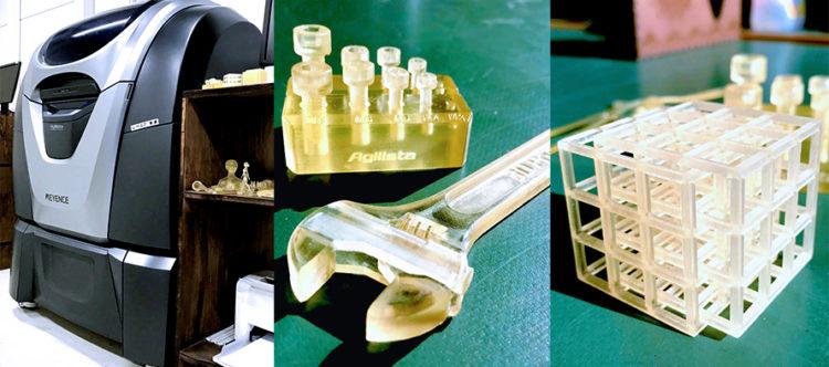 ものづくりデジタルシェア工房「Maker's(メイカーズ)」の3Dプリンターは、プロ仕様で高精細。低価格・短納期の出力代行サービスもやっています!
