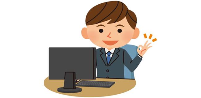 業務支援・生産管理システム「SignJOBZ(サインジョブズ)」の「見積作成機能」によって、劇的に時間短縮することができ、「なるべくキーボードを使わずに操作できる」ところが特長です。