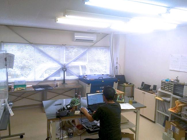 レーザー加工機を使用して模型製作をされている岐阜県の株式会社和模型工房様をご紹介します。