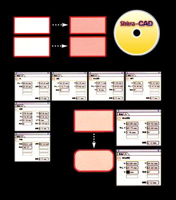 イラストレータープラグインカスタマイズ開発事例 「アンカーポイント分割・結合ソフトウェア」 ShivaCAD