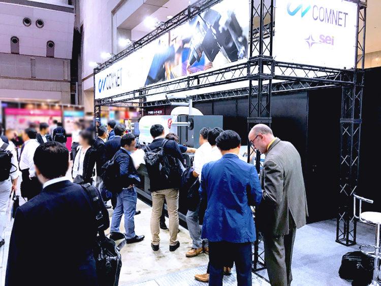 軟包装向け・シールラベル加工向けレーザー加工機を出展!「TOKYO PACK 2018」出展レポート