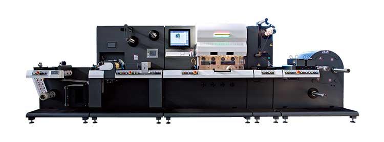 ロールtoロール対応のシール・ラベル業界向けレーザー加工機 SEIシリーズ LabelMaster(ラベルマスター)