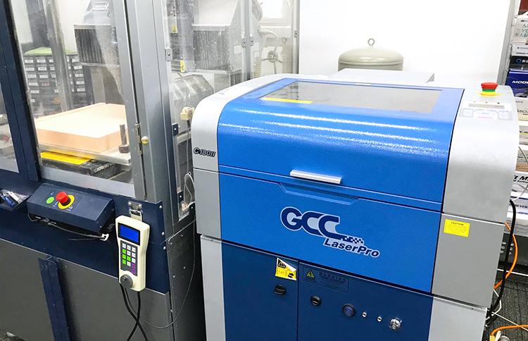 レーザーカッター GCC LaserProシリーズ C180II
