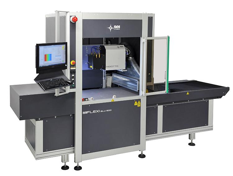 レーザー加工機 SEIシリーズ FLEXI 600