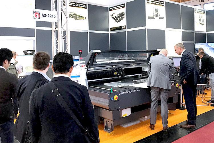 営業マン橋阪の訪問海外出張レポート。レーザー加工機メーカーSEI社へ訪問の巻