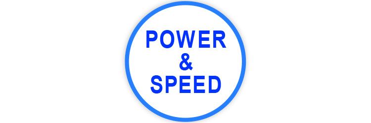 食品をレーザー加工する際に、パワーとスピードでオススメの出力値を紹介。