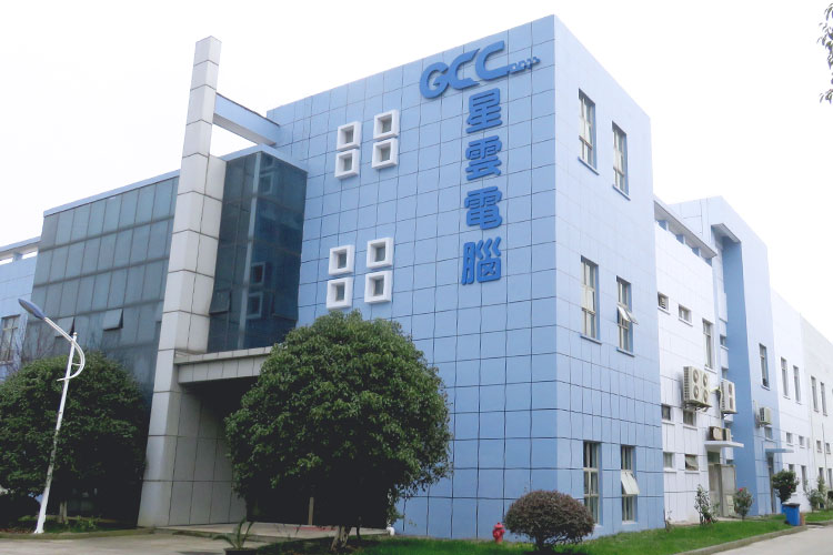 GCC社 上海工場