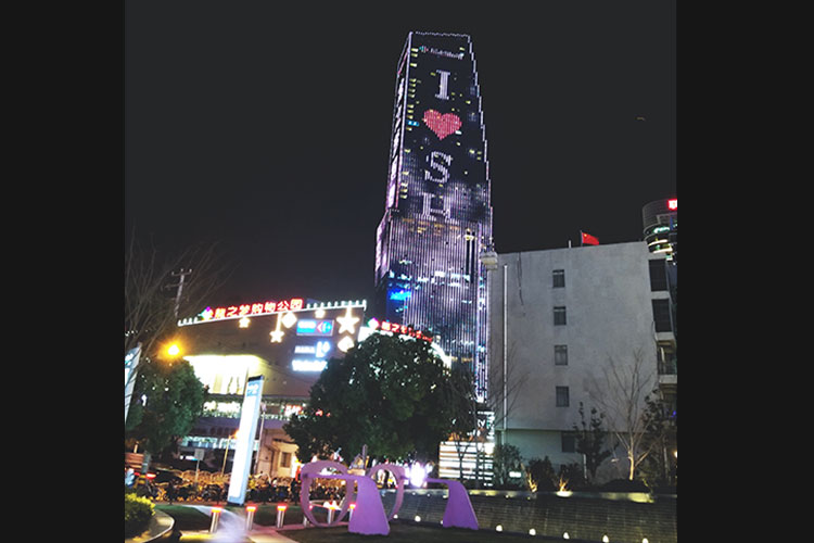 コムネットの海外出張レポート:上海の風景