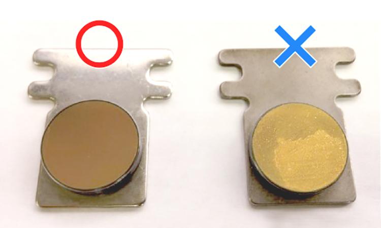 レーザー加工機からレーザーが発射されなくなったときのポイント:レーザーカッターのミラーの汚れ、破損を確認する。