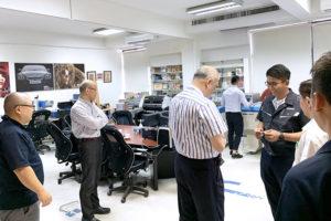 海外出張レポート:GCC社 台湾本社へ訪問・ミーティング、台湾市街の観光レポート