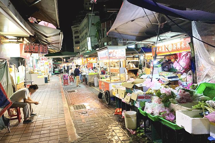 コムネット海外出張レポート(台湾):夜の台湾市場