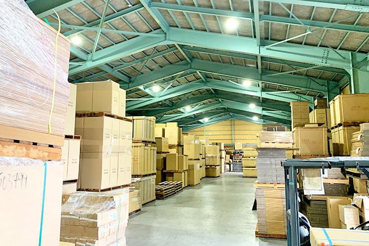 レーザー加工機の導入事例:永野家具工業株式会社様の製造現場