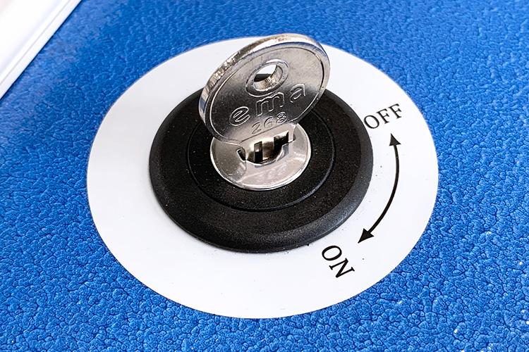 キースイッチ|急に加工ができなくなった時の確認箇所(安全装置編)|レーザーメンテナンス講座