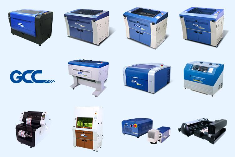レーザーカッター GCC LaserProシリーズ 機種一覧
