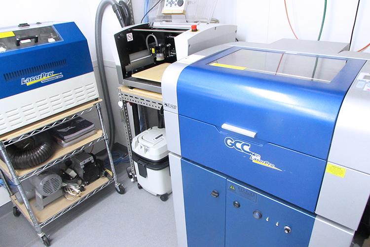 ご導入いただいたレーザー加工機|ESPエンタテインメント東京様|レーザー加工機の導入事例