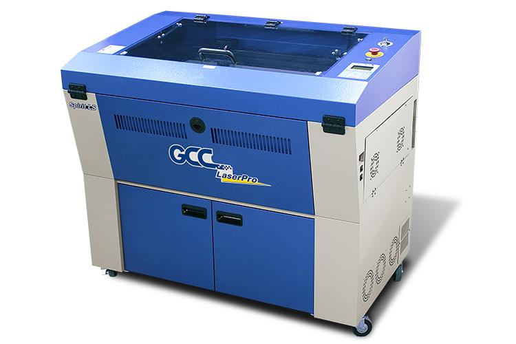 レーザーカッターGCC LaserProシリーズ SPIRIT LS