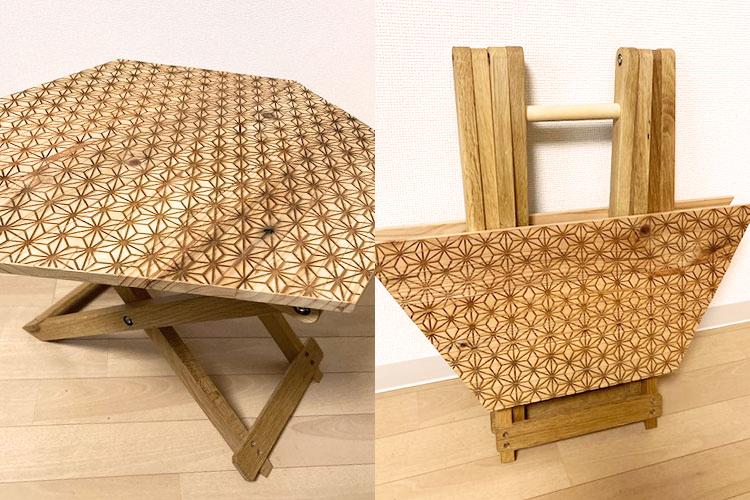 レーザー加工機で製作した商品 wood needs UPPER'Z様 レーザー加工機の導入事例
