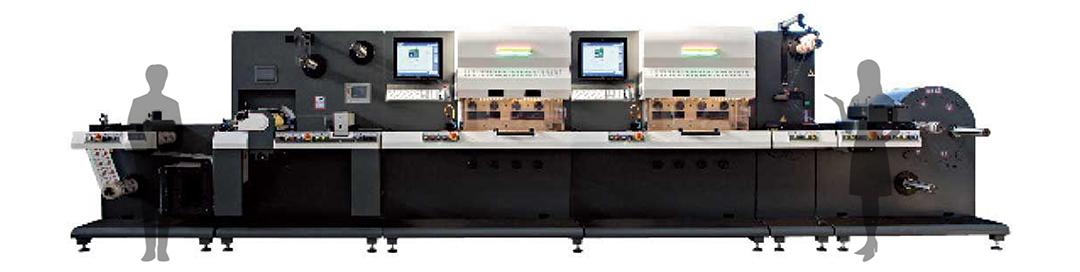 シール・ラベル用レーザー加工機 ラベルマスター