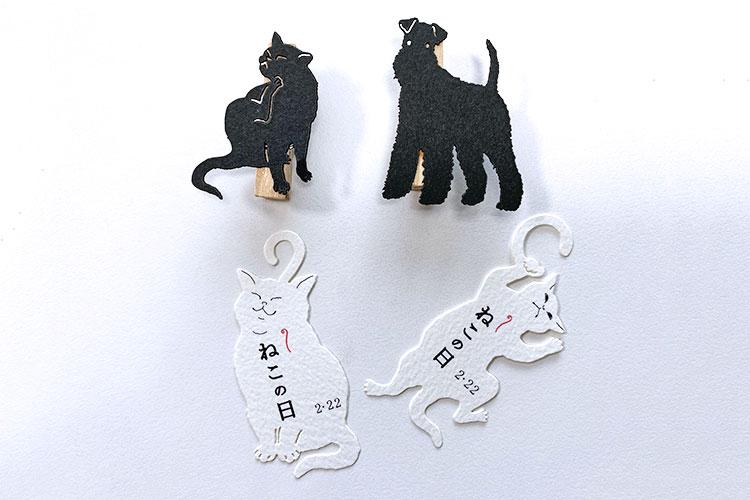 ほかにも猫・犬をテーマにしたオリジナル商品を製作販売。 株式会社山壽杉本商店様 レーザー加工機の導入事例
